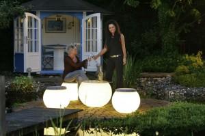 освещение как часть ландшафтного дизайна