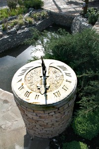 Классические солнечные часы