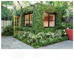 Садовый сарай