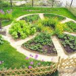 Идея для загородного участка
