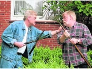 Конфликты с соседями