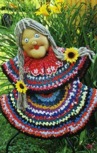 Самодельная кукла