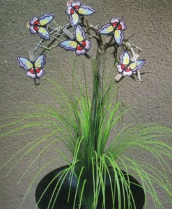 Цветочная композиция для сада