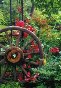 Садовый оберег