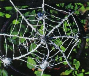 Декоративная паутина