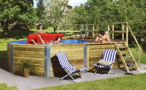 Идеальное место для летнего отдыха