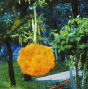 Композиция Солнечный шар