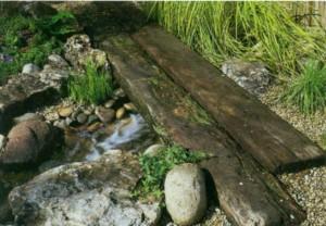 Простой мостик