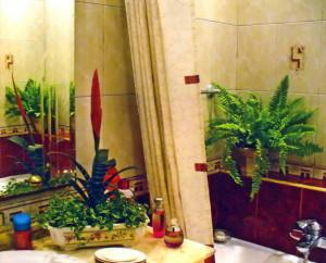Композиции для ванной комнаты