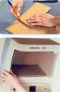 Изготовление ящиков и полок