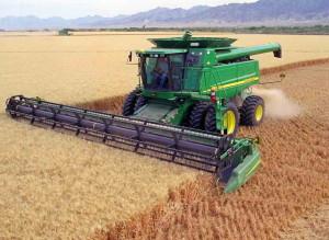 Проведение сельхоз работ на поле