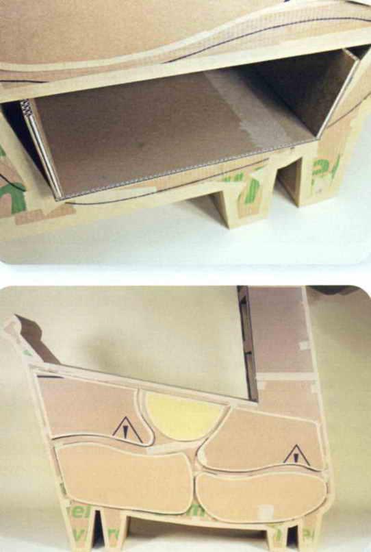 Место под ящики