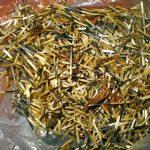 семена бархатцев, готовые к хранению