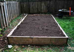Подготовка к посадке растений