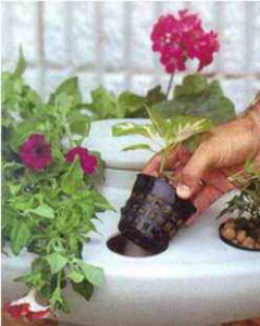 Гидропонная установка для рассады и цветов