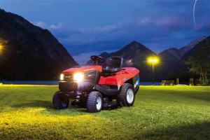 Трактор с газонокосилкой AL-K0 Т16-95.4 HD V2