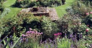 Сад в деревушке Аптон Грей