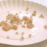 Очищенные от мякоти семена