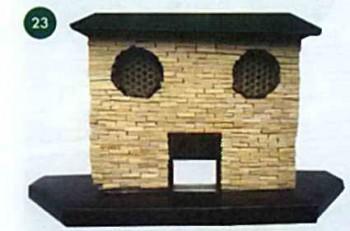 Ставим здание на основание