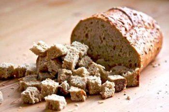 подкормка из хлеба