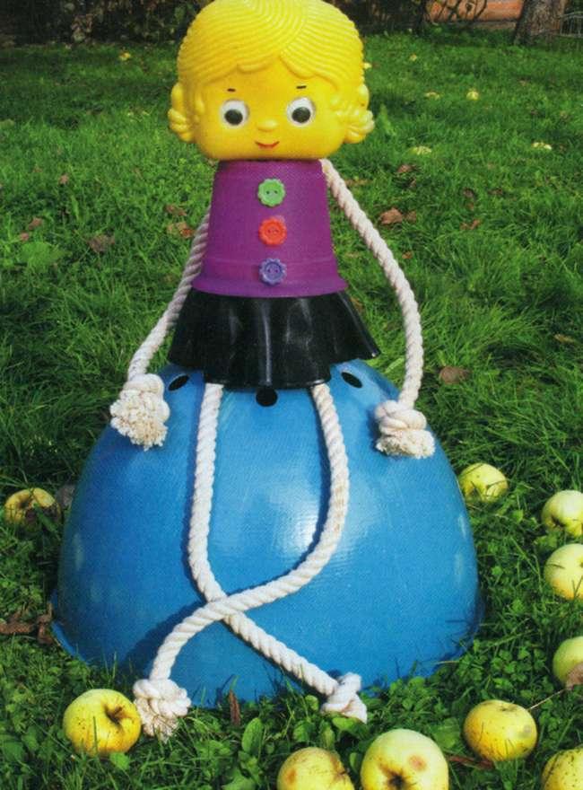 Садовые куклы своими руками фото 42