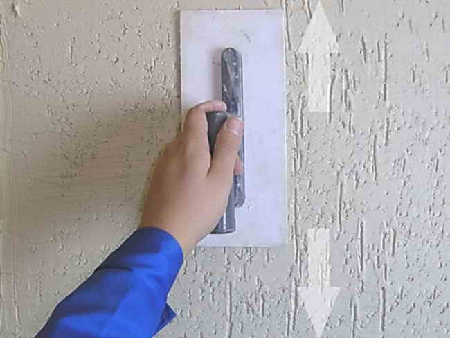 Как наносить короед на пенопласт фасада дома Дача - впрок
